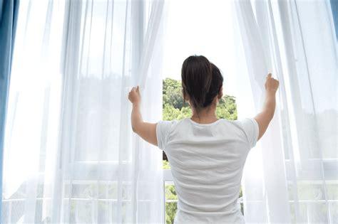open  window    natural light  fresh air