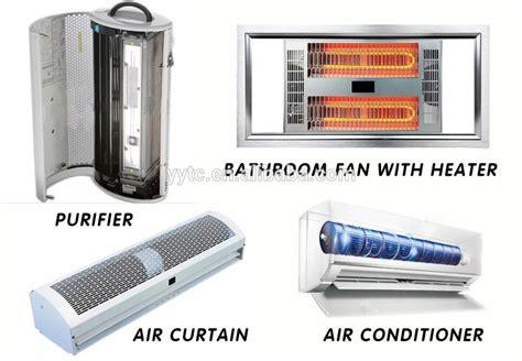 curtain air conditioner aluminium ac 220volt cross flow fan ventilator fan for