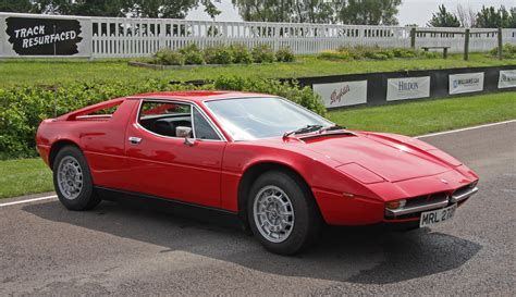 maserati merak maserati merak 2000 technical details history photos on