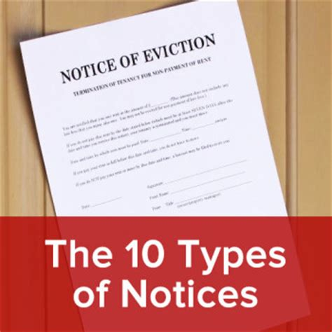 Garage Rent Increase Letter How To Evict A Tenant A Step By Step Guide To The Eviction Process