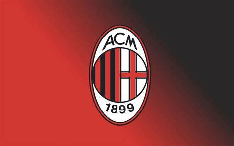 Kaos A C Milan Football Logo 4 Singlet Tanpa Lengan Tpl Acm15 Pria hd wallpaper ac milan fc football logo wallpapers trend