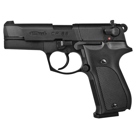 Walther Black Cp88 Air Pistol 2252050