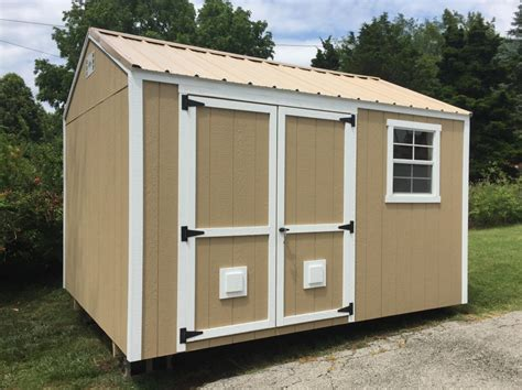 best places to store your leaf blower country sheds