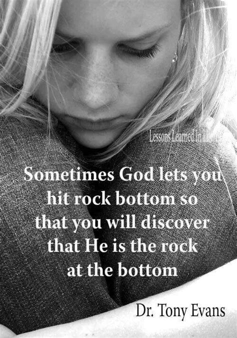 Hits Rock Bottom by Hit Rock Bottom Quotes Sayings