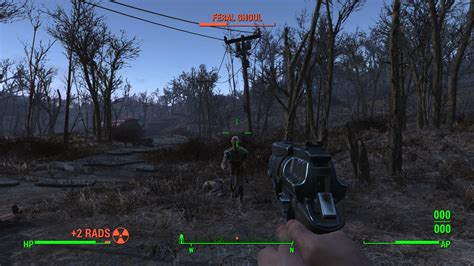 Fallout 4 Pc fallout 4 pc gameplay screenshots and graphics options tech4gamers