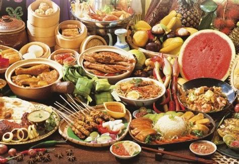 malaysia new year traditional food pms traditional food cathering malaysian food in