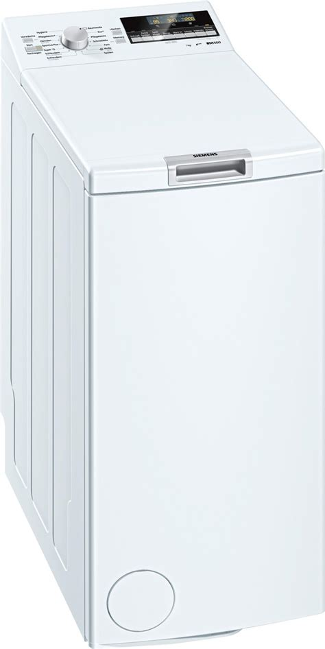 aquastop siemens waschmaschine siemens wp12t447 7kg a toplader waschmaschine 1200 u