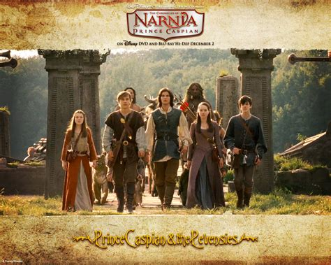 film narnia 2 prince caspian and the pevensies the chronicles of