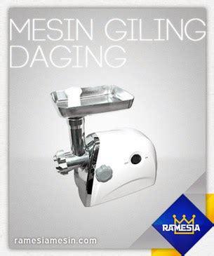 Harga Mesin Giling Daging Dan Ikan Mgd G31 harga mesin giling ikan daging dll grinder trck