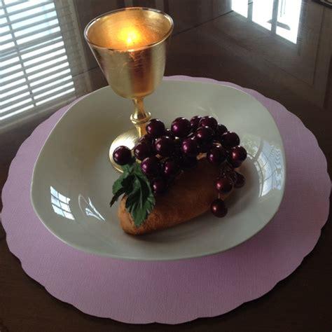holy communion centerpieces communion centerpiece