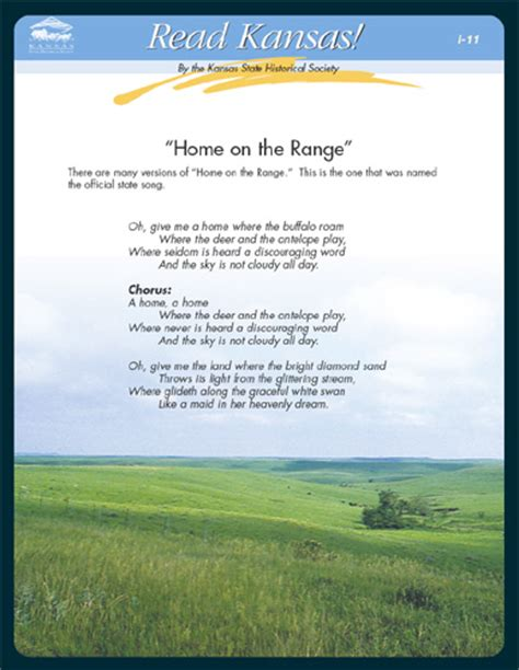 kansas state song home on the range www imgarcade