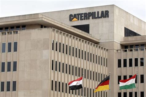 Caterpillar Corporate Office by Caterpillar Uncertainty Weighs On Headquarters Decision