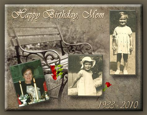 Deceased Grandmother Birthday Quotes Birthday Quotes For Deceased Mom Quotesgram