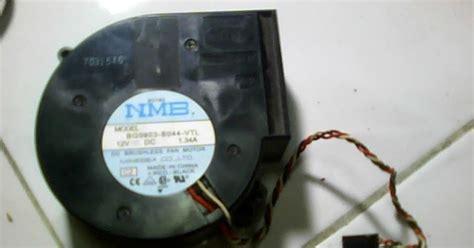 Kipas Angin Polytron memodif fan bekas processor cpu menjadi kipas angin mini