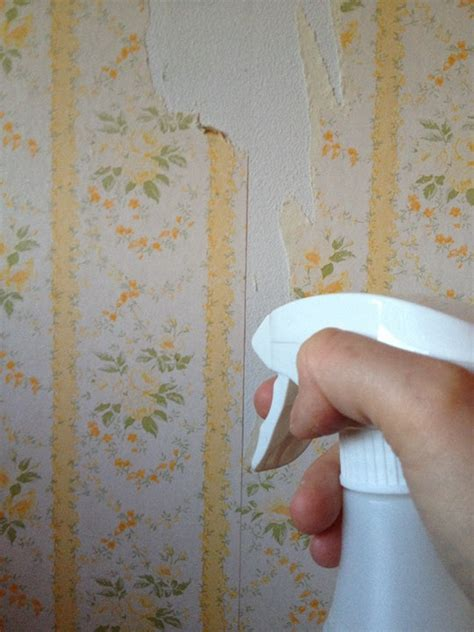 easy remove wallpaper for apartments easy all wallpaper removal tip use vinegar and
