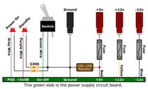 atx to lab bench power supply conversion 6 steps with pictures
