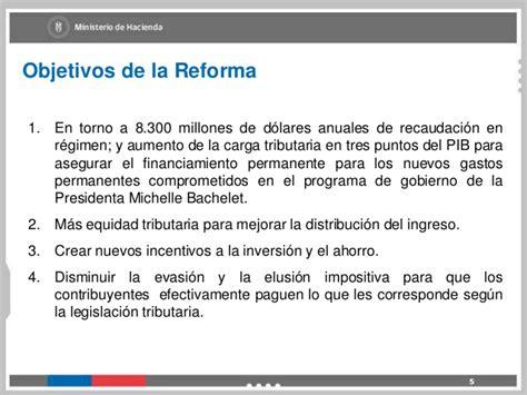 ley 20780 sobre reforma tributaria publicada el 29 de impuestos correctivos fernando dazarola ministerio de