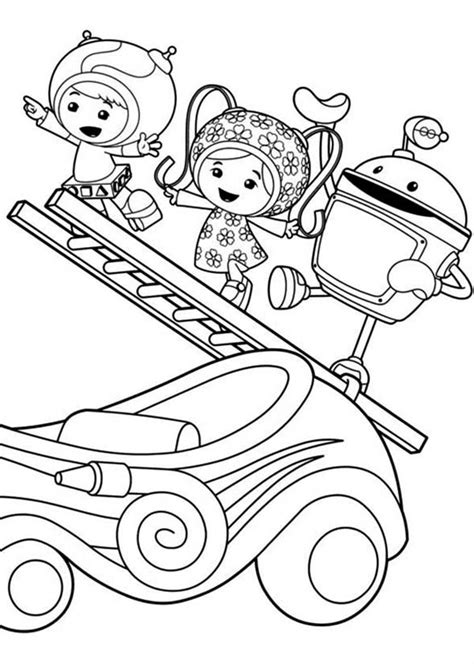 umizoomi coloring pages to print printable coloring pages team umizoomi coloring home