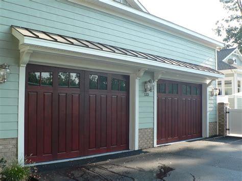Standing Seam Metal Awnings Clingerman Doors Custom Wood Garage Doors Clearville Pa