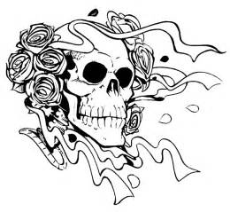 scary pics to color creepy coloring pages