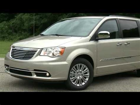 2001 Chrysler Town And Country Recalls by New And Used Chrysler Town Country Prices Photos