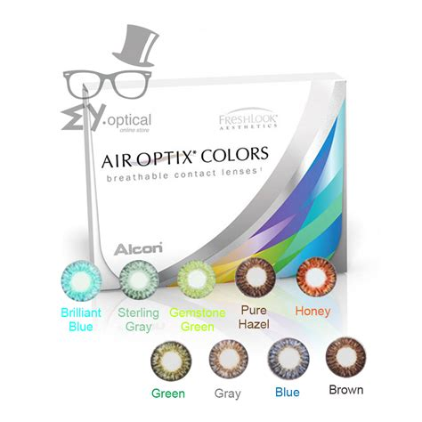 %name Acuvue Colors   AIR OPTIX® Colors ? EYoptical