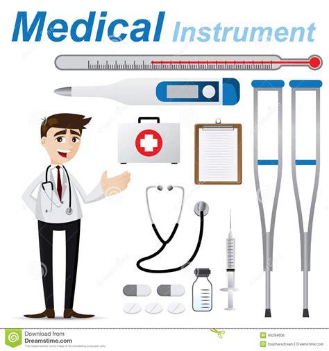doctor de la historieta con el instrumento m 233 dico