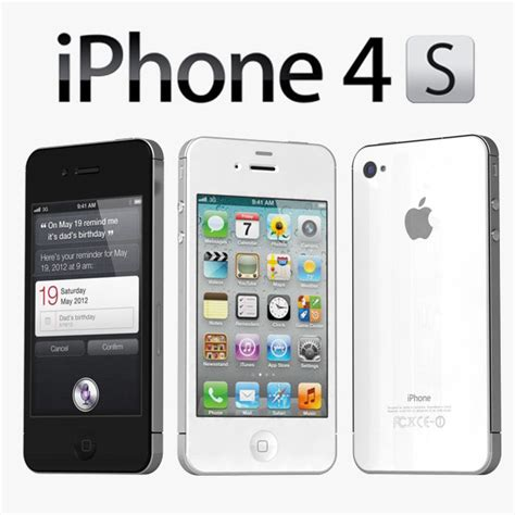apple iphone 4s black max