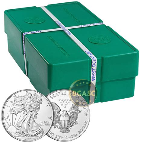 1 Oz Silver Eagle 2017 by Buy 2017 1 Oz American Silver Eagle Bullion Coin 999