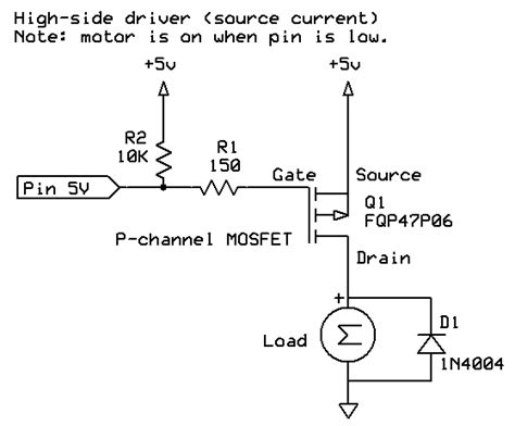 current limiting resistor for mosfet gammon forum electronics microprocessors driving motors lights etc from an arduino