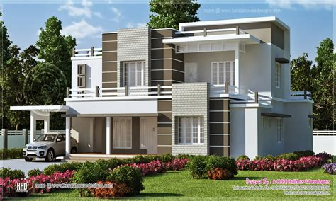 pictures flat roof home designs q12ab 8625