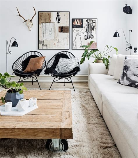 nordic style living room country living room ideal home 22 rustic scandinavian living room design ideas decomagz