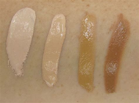 light sand tarte concealer milani glow natural brush on liquid makeup fair to light