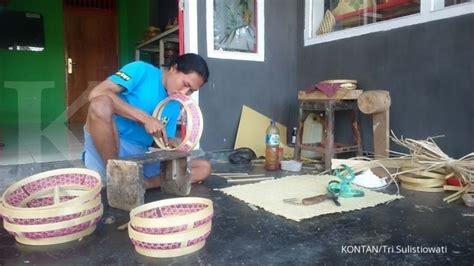 Kursi Bambu Di Banyuwangi berburu kerajinan bambu di banyuwangi 2