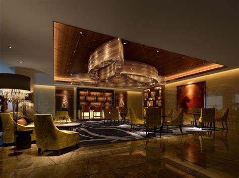 Chinese Home Decor hotel restaurant bar 3d model max cgtrader com