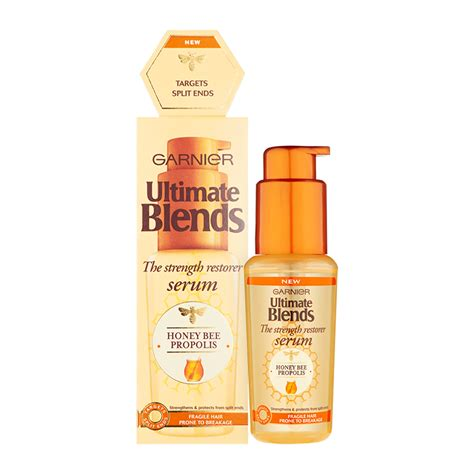 Garnier Ultimate Serum garnier ultimate blends strength restorer serum 50ml