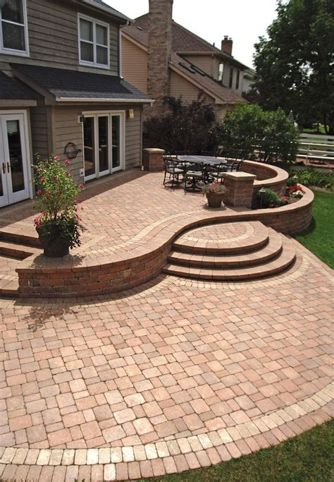 The 25 Best Raised Patio Ideas On Pinterest Patio Ideas Raised Paver Patio Designs