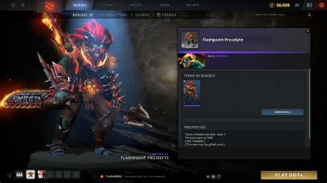 jual flashpoint proselyte collector cache