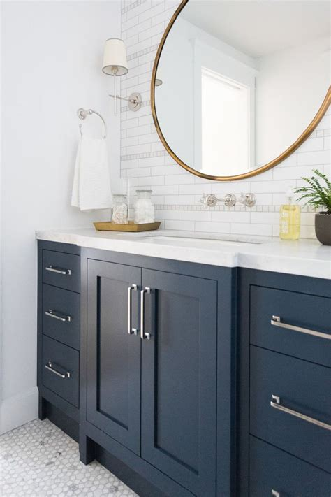 navy vanity 25 best ideas about bathroom hardware on pinterest gold