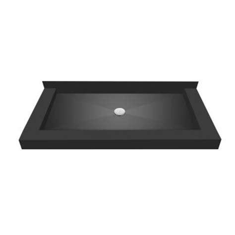 Redi Base Shower Pan by Tile Redi 30 In X 54 In Threshold Shower Base