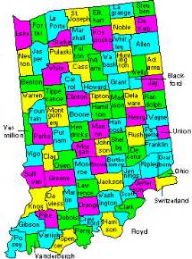 map of counties in with cities county dot
