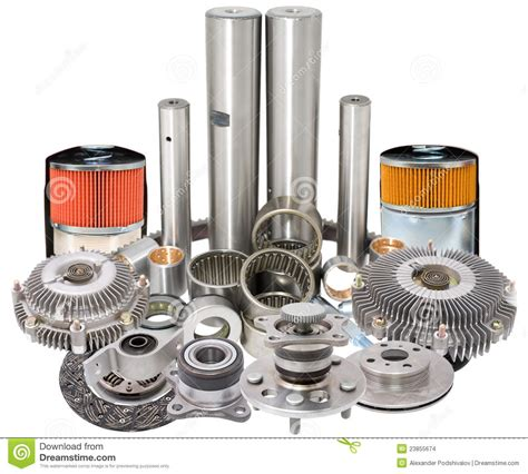 Sparepart Ss auto car spare parts stock photo image of assembly mend