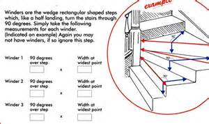 How To Measure Stair Carpet by Flooring Estimating Amp Measuring Oxfordshire Kennington