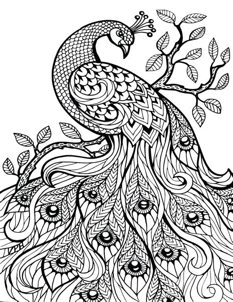 coloring pages of abstract animals happy elephant from quot awesome animals quot abstract doodle