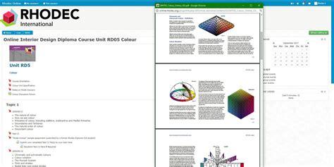 interior design programs including cad