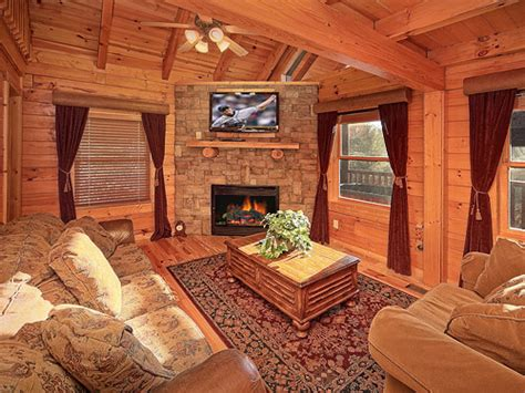 Southern Comfort Cabins by Gatlinburg Cabin Southern Comfort 1 Bedroom Sleeps 6