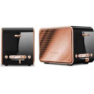 Colored Toasters Appliances Bella Dots Evolution 2 Slice Toaster