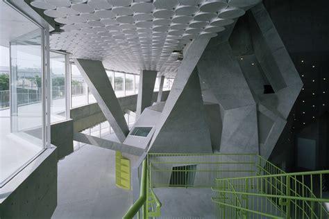 Foyer Architecture Gallery Of Akiha Ward Cultural Center Chiaki Arai