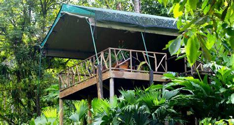 gling getaway huckleberry tent breakfast