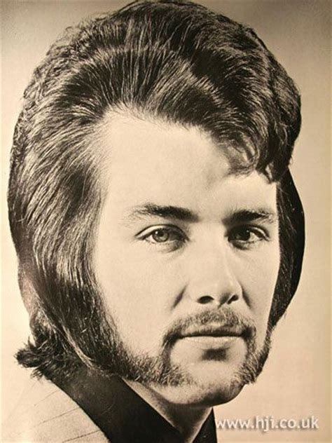 hair styles 1971 the jesus hairdo elvis rolled into one wins the award